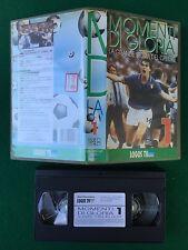 VHS - MOMENTI DI GLORIA LA GRANDE STORIA DEL CALCIO , LOGOS TV (1997) SP01MG197