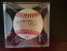 3c36f527b0c Chris Sale Boston Red Sox Original Autographed Baseball MLB Balls ...