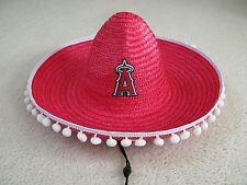 Los Angeles Angels Baseball Angels Sombrero Hat 9/16/2014 - SGA - New