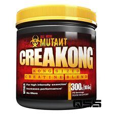 PVL MUTANT CREAKONG CREATINE 300G 75 SERV MUSCLE PUMP