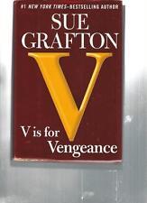 SUE GRAFTON - V IS FOR VENGEANCE