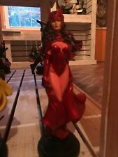 Scarlet Witch Statue 0058/1500 Bowen Marvel