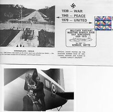 1939-1979 WAR PEACE UNITED ANNIVERSARY COVER