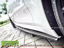 BMW F34 328i 335i w/GT Hatchback M Sport JPM Style Carbon Fiber Side Skirt Lip