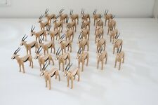 playmobil gazelle very big set of 32 piece gazelle animals in perfect state