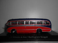 BURLINGHAM SEAGULL JTWHITTLE & SON BUS COLLECTION #101 PREMIUM ATLAS 1:72