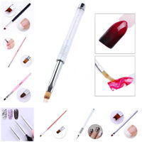 Nail UV Gel Brush Liner Brush Gradient Pen Brush Nail Art Painting Drawing Tools