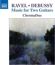 Debussy / Ravel / Ch - Ravel & Debussy: Music for Two Guitars [New CD]