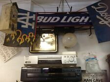 Budweiser Bud Light Neon Bar Sign