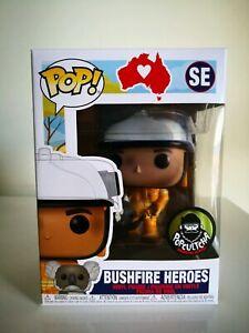 Funko Pop!  BUSHFIRE HEROES  New in Box RARE!!