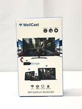 WellCast WiFi TV Display Receiver Dongle HDMI 1080P iOS, Android, Windows New