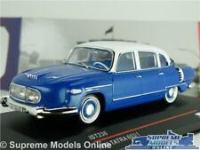 TATRA 603-1 MODEL CAR 1958 BLUE 603/1 1:43 SCALE IXO IST236 IST K8