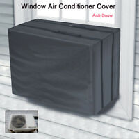 Window Air Conditioner Case Cover For Air Conditioner Outdoor Wall Anti-Snow