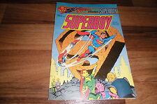 Superman präsentiert: SUPERBOY # 12 -- 1. Auflage 1981 mit Sammelecke+HULK-Rekla