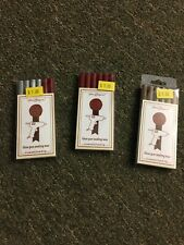 Time & Again Gold Red Silver Glue Gun Sealing Wax 18 Sticks Three Packages New