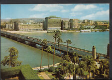 Egypt Postcard - Cairo - El-Tahrir Bridge  B3067