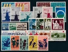 Netherlands Niederlande Pays Bas 1963 Year Set Annee Complete MNH