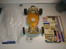 Team Associated RC10 gold pan A Stamp vintage