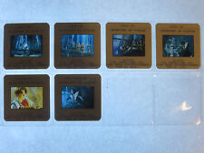 Warriors Of Virtue Set Of 6 Slides 1997  Action Fantasy KARATE KANGAROOS!