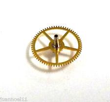 Pieza recambio movimiento TISSOT 781-1 Original Rueda central / Center wheel