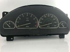 Jaguar S-type 1999-2008 Chrome Cluster Gauge Dashboard Rings Speedo Trim 4pcs