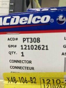 Ignition Knock (Detonation) Sensor Connector ACDelco GM Original Equipment PT308