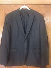 Club Room For Macy's Mens Sport Coat Blazer Plaid Jacket  Sz 46R