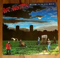 Mr. Mister – Welcome To The Real World Vinyl LP Album 33rpm 1985 RCA - PL89647