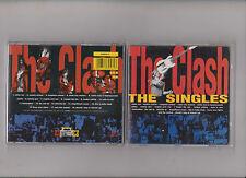 THE CLASH - THE SINGLES CD (BEST OF) JOE STRUMMER / UK-PUNK