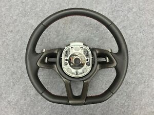 McLaren 570S 650S MP4-12C Steering Wheel Carbon Fiber With Paddle Shifters