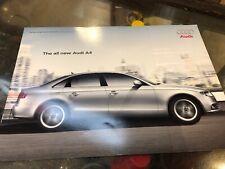 Audi A4 Genuine Sales Brochure 2008