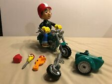 Handy Manny Fix It Right Motorcycle Tools Manny