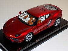 1/18 MR Collection Lamborghini Asterion LPI 910-4 Metallic Red Carbon Base