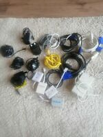 Assorted Cables Chargers And Leads Electrical Spares Repairs