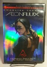 Aeon Flux(Dvd,2006,Special Collector Edition;Widescreen)Free S&H-Charlize Theron