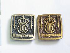 Vintage Husqvarna Motorcycle Pin , (Choice of 1-Goldtone) (**)