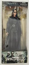 THE MATRIX TRINITY WITH ACCESSORIES 12 INCH ACTION FIGURE