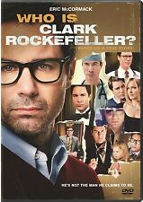NEW DVD // Who Is Clark Rockefeller? - Eric McCormack, Sherry Stringfield,