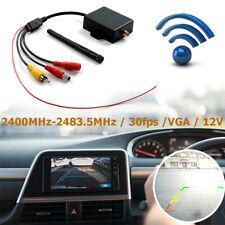 WiFi Transmitter Wireless Reversing Camera AV Kit Car Rear View Module Parking