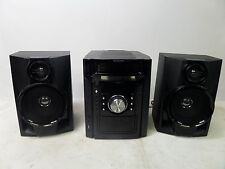 Used Sharp CD-DH950P 240W 5-Disc Compact Stereo/2-Way Speaker System - No Remote