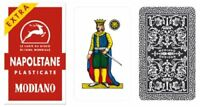 Modiano Napoletane 97/25 Italian Regional Plastic Playing Cards