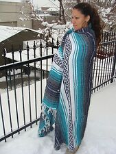 #11 Real Mexico Rug Falsa Yoga Beach Blanket Throw Wholesale Sarape Afghan Twin
