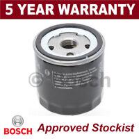 Bosch Oil Filter P3318 0451103318