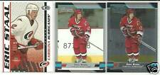 2003/4 BOWMAN CHROME ERIC STAAL ROOKIE RC #120