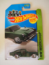 2013 HOT WHEELS ASTON MARTIN 1963 DB5 200/250 HW WORKSHOP