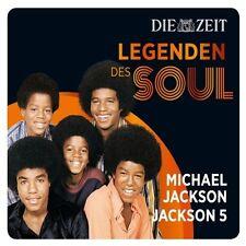 Michael Jackson & The Jackson 5-il tempo Edition: leggende del SOUL CD NUOVO