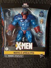 Marvel Legends Apocalypse Action Figure X-Men 6 Inch Deluxe Figure In Stock