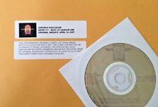 RADIO SHOW: JUKEBOX EXPLOSION 4/19/07 BUDDY HOLLY, ELVIS COSTELLO, RUSH,MOUNTAIN