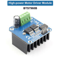BTS7960 Motor Treiber H-bridge motor driver Max. 43A High Current Driver Neu