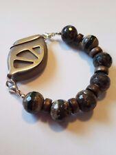 Marbled Bellabeat Leaf Bracelet